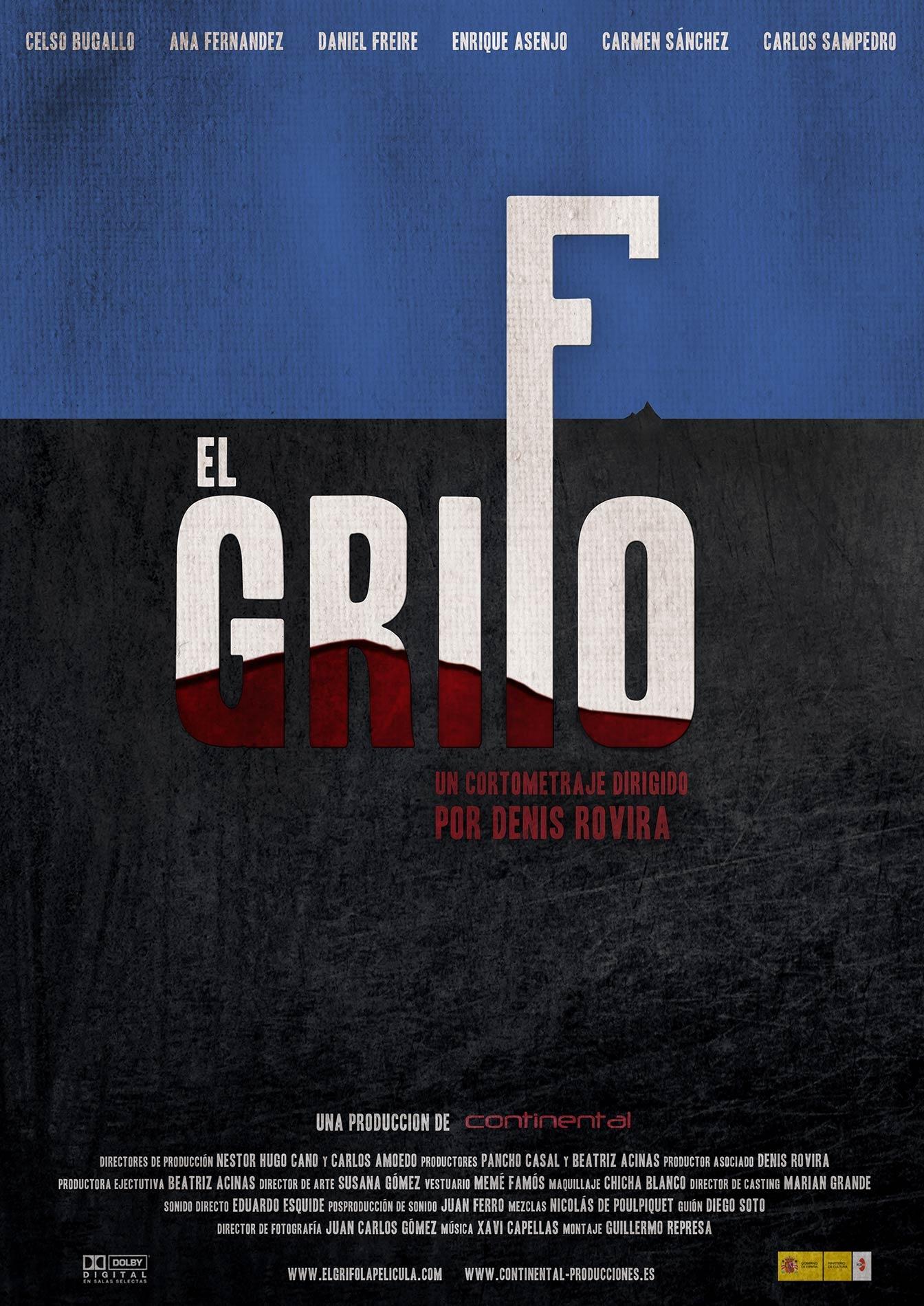 """Cortometraje de Suspenso """"El Grifo"""""""